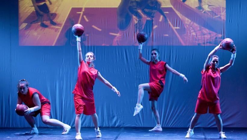 """Spettacolo """"Le Danziadi"""" 15 giugno 2012 Teatro San Luigi Concorezzo"""